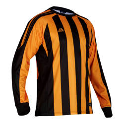 Milano Football Shirt Black/Amber