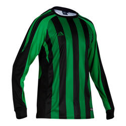 Milano Football Shirt Black/Green