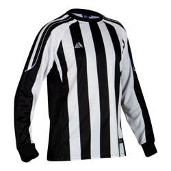 Milano Football Shirt Black/White