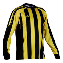 Milano Football Shirt Black/Yellow