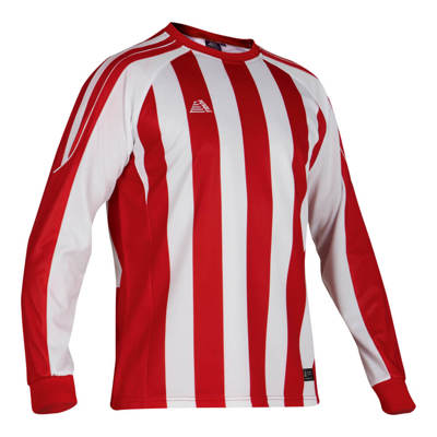 Milano Football Shirt Red/White