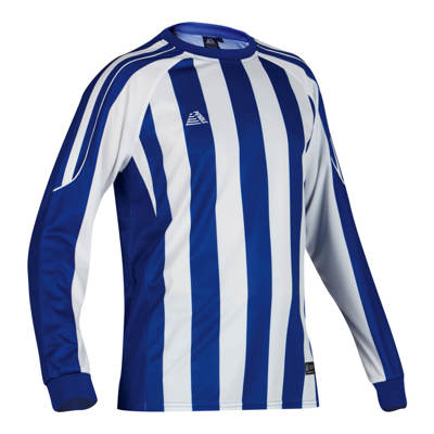 Milano Football Shirt Royal/White