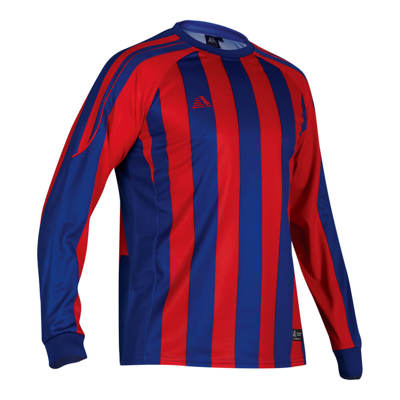 Milano Football Shirt Red/Royal