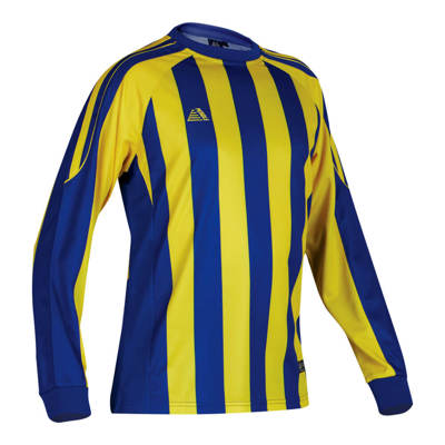 Milano Football Shirt Royal/Yellow