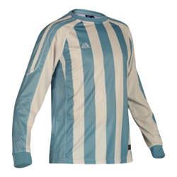 Milano Football Shirt Sky/White