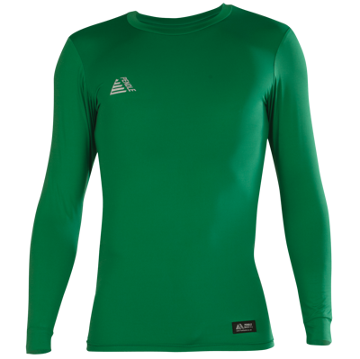 Football Base Layer Green
