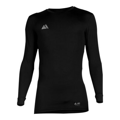 Football Base Layer Black