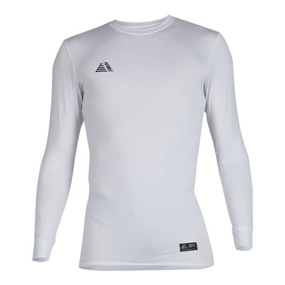Club Baselayer Top  White