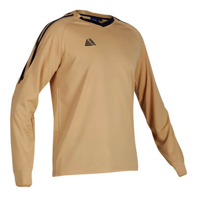 New Napoli Football Shirt Gold/Navy