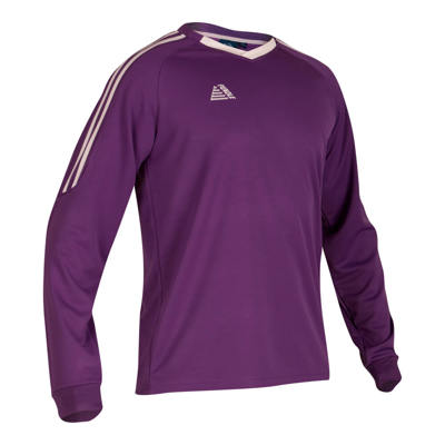 New Napoli Football Shirt Purple/White