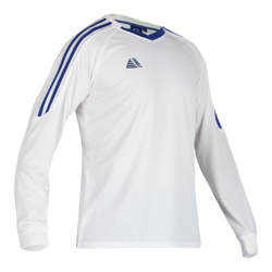 New Napoli Football Shirt White/Royal