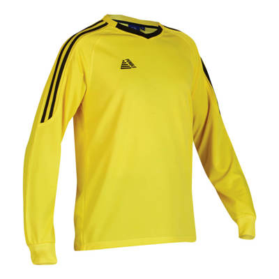 New Napoli Football Shirt Yellow/Black