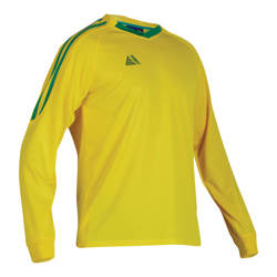 New Napoli Football Shirt Yellow/Green