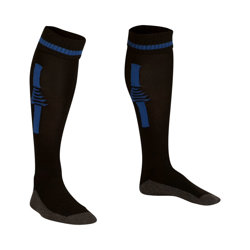 Optima Football Socks Black/Royal