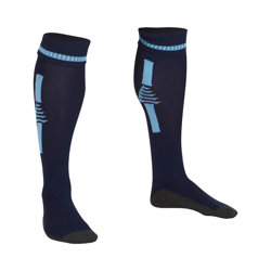 Optima Football Socks Navy/Sky