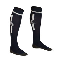 Optima Football Socks Navy/White