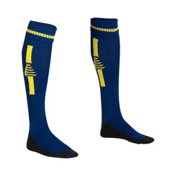 Optima Football Socks Royal/Yellow