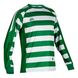 Parma Football Shirt Green/White