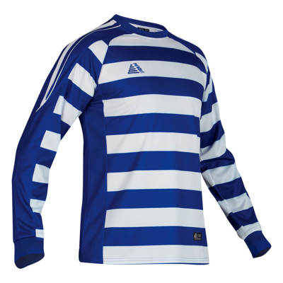Parma Football Shirt Royal/White
