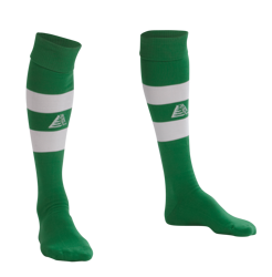 Prima Football Socks Green/White