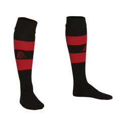 Prima Football Socks Black/Red