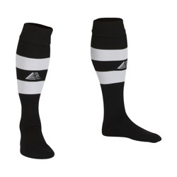 Prima Football Socks Black/White