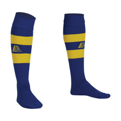Prima Football Socks Royal/Yellow