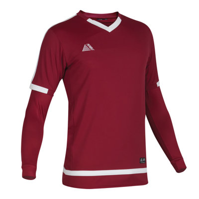 Rio Shirt & Baselayer Set Maroon/White