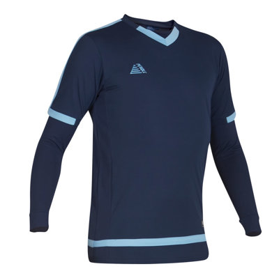 Rio Shirt & Baselayer Set Navy/Sky