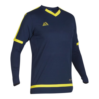 Rio Shirt & Baselayer Set Navy/Yellow