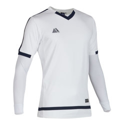 Rio Shirt & Baselayer Set White/Navy