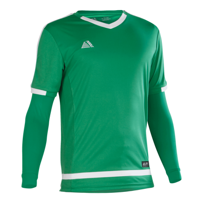 Rio Shirt & Baselayer Set Green/White