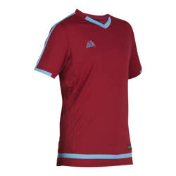 Rio Football Shirt Maroon/Sky