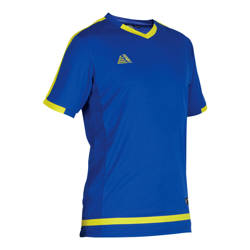 Rio Football Shirt Royal/Yellow