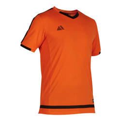 Rio Football Shirt Tangerine/Black