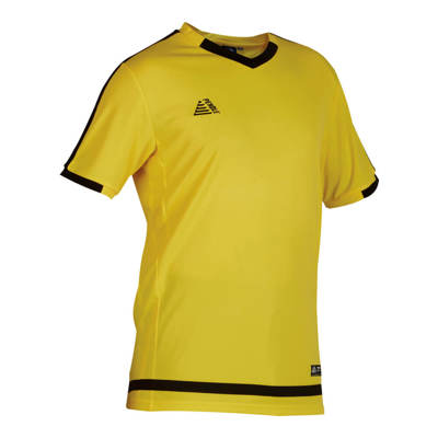 Rio Football Shirt Yellow/Black