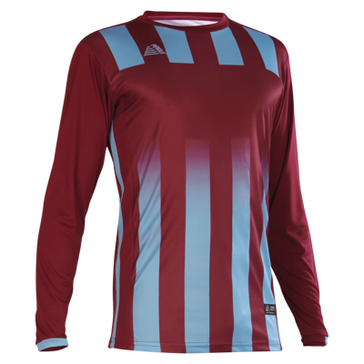 Roma Football Shirt Maroon/Sky