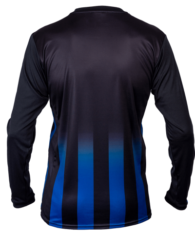 Roma Football Shirt Black/Royal