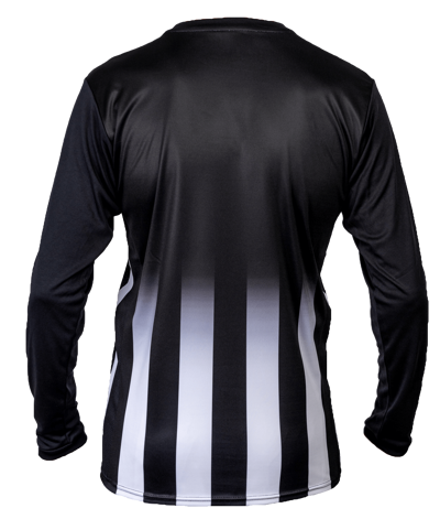 Roma Football Shirt Black/White