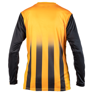 Roma Football Shirt Amber/Black