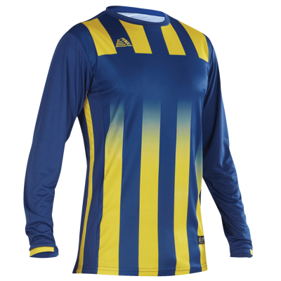 Roma Football Shirt Royal/Yellow