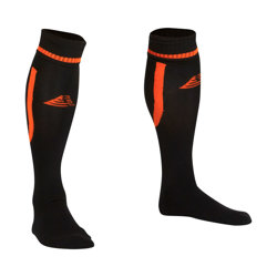 Sabre Football Socks Black/Tangerine