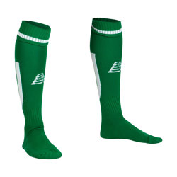Sabre Football Socks Green/White