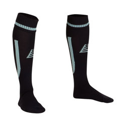 Sabre Football Socks Navy/Sky