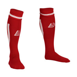 Sabre Football Socks Red/White