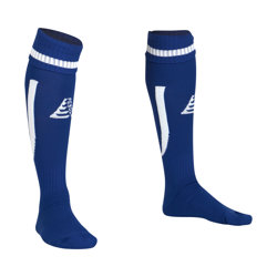 Sabre Football Socks Royal/White