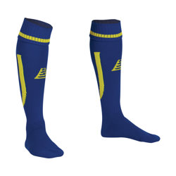 Sabre Football Socks Royal/Yellow