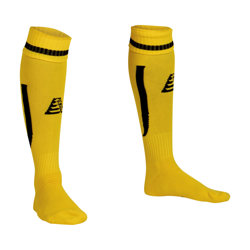 Sabre Football Socks Yellow/Black