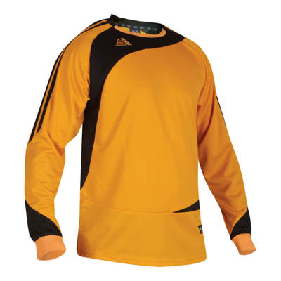 Santos Football Shirt & Shorts Set Amber/Black