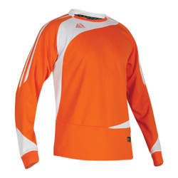 Santos Football Shirt & Shorts Set Tangerine/White